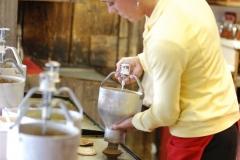 Making Pancakes in Kitchen!
