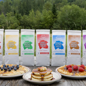 Polly's Pancake Mixes