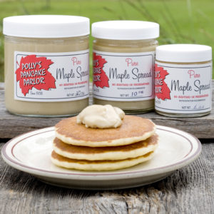 Polly's Own Maple Sugar and Spread